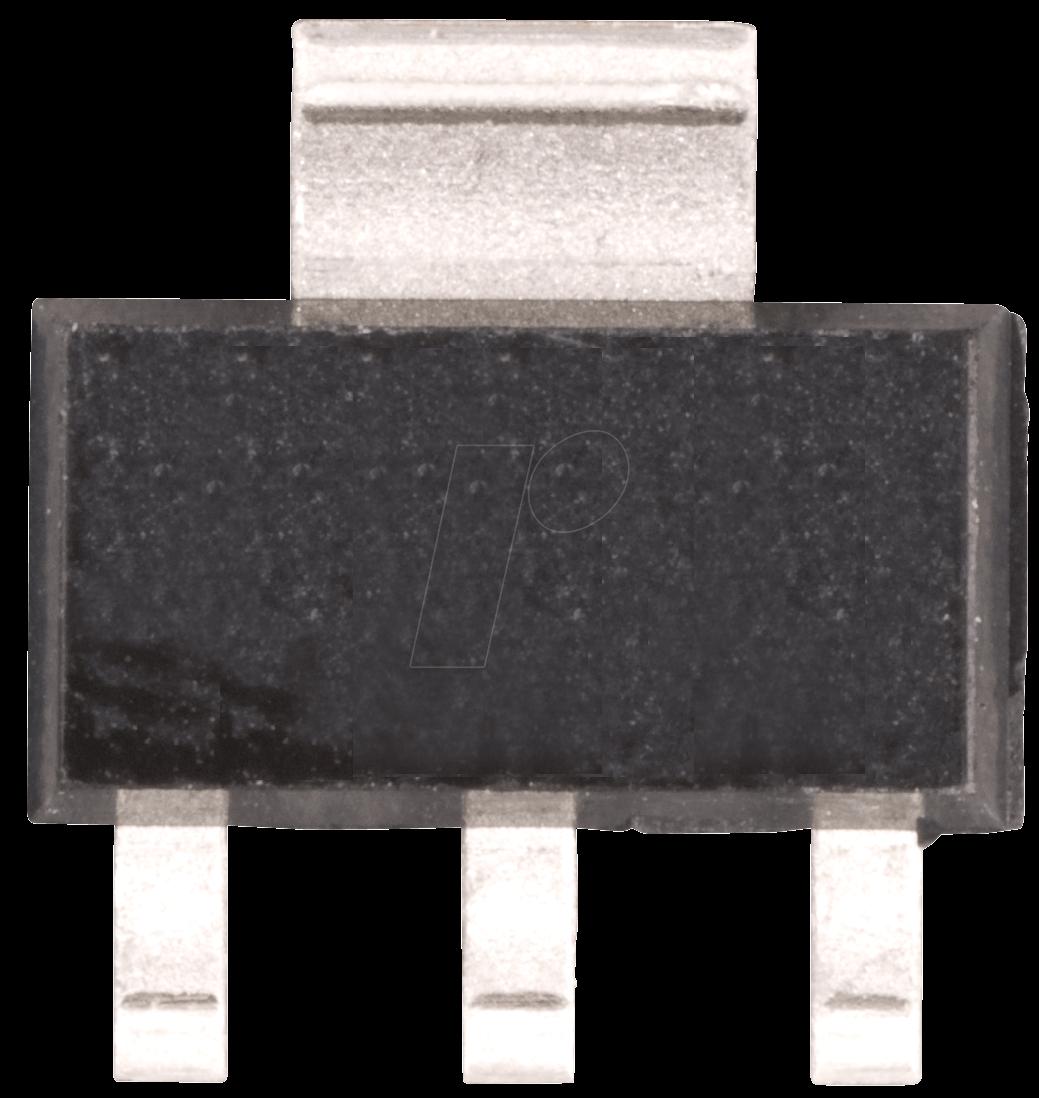FZT 705 ZET - Bipolartransistor, PNP, 120V, 2A, 2W, SOT-223