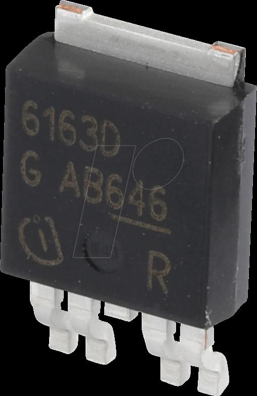 BTS 6163 D - Power Switch, 70 A, DPAK-5