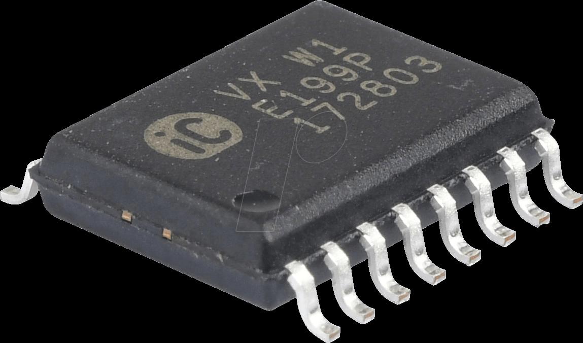 IC-VX SO16W - Treiber-ICs SO-16W