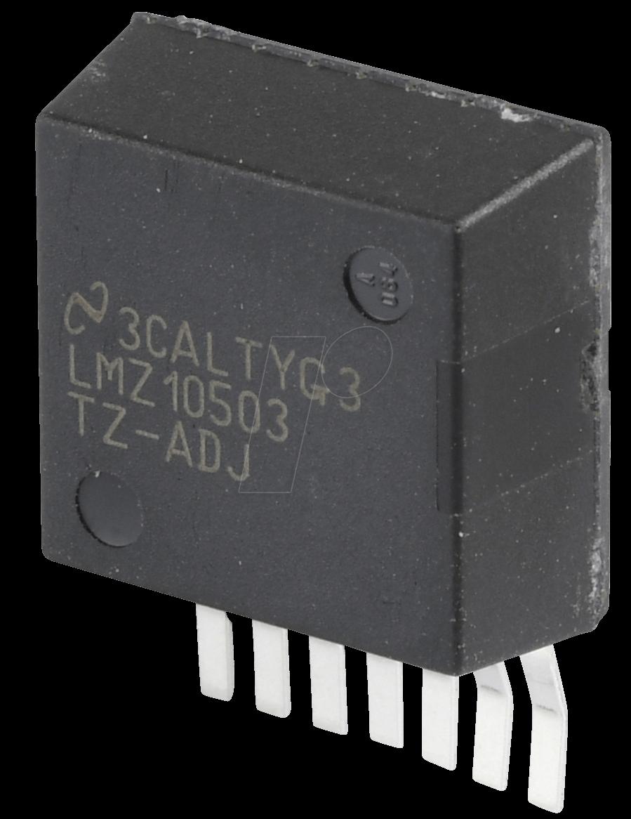 RD DCDC-KONV 2 - DC/DC, einstellbar, 2,95 ... 5,5 V, 0,8 ... 5 V, TO-PMOD-7