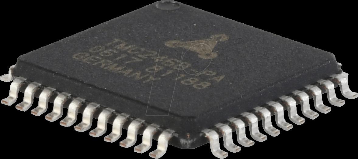 TMC 246B-PA - Motortreiber, für Schrittmotoren, PQFP-44