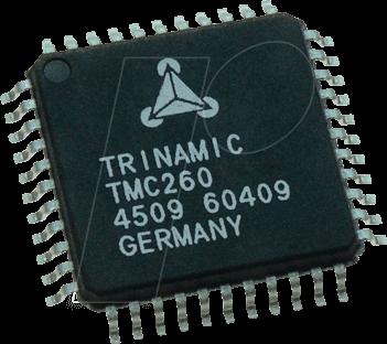 TMC 260A-PA - Motortreiber, für Schrittmotoren, TQFP-44