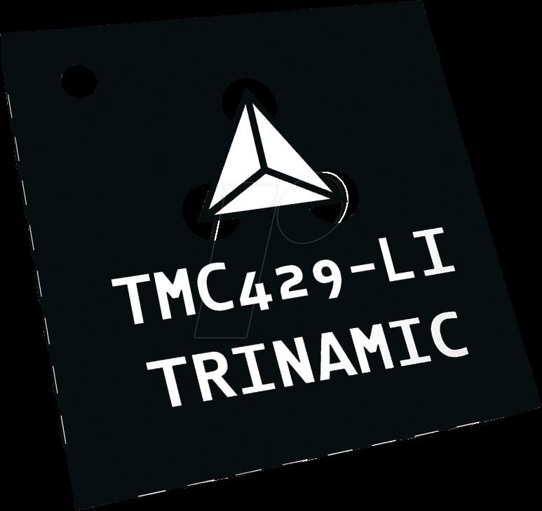 TMC 429-LI - Motortreiber, Halbbrücke, QFN-32