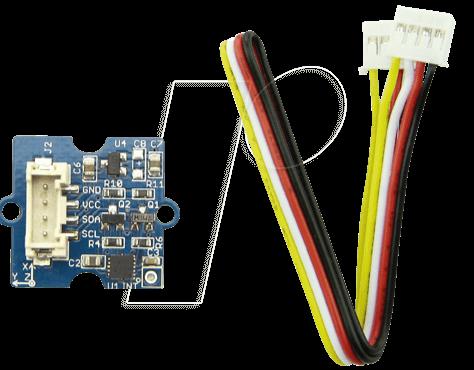 GRV 3AXIS ACC1.5 - Arduino - Grove 3-Axen Besch...
