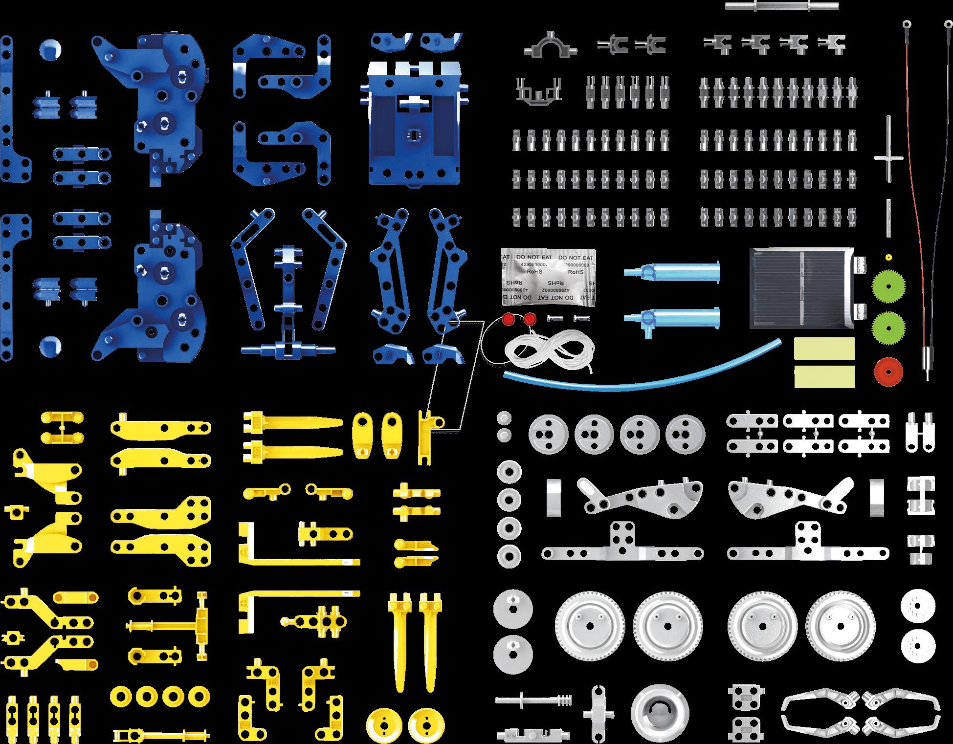 9-in-9 kit, solar kit for 9 models