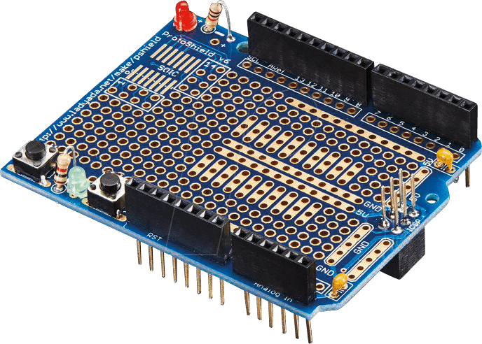 ARD SHD PROTO - Arduino Shield - Protoshield for Arduino-Kit