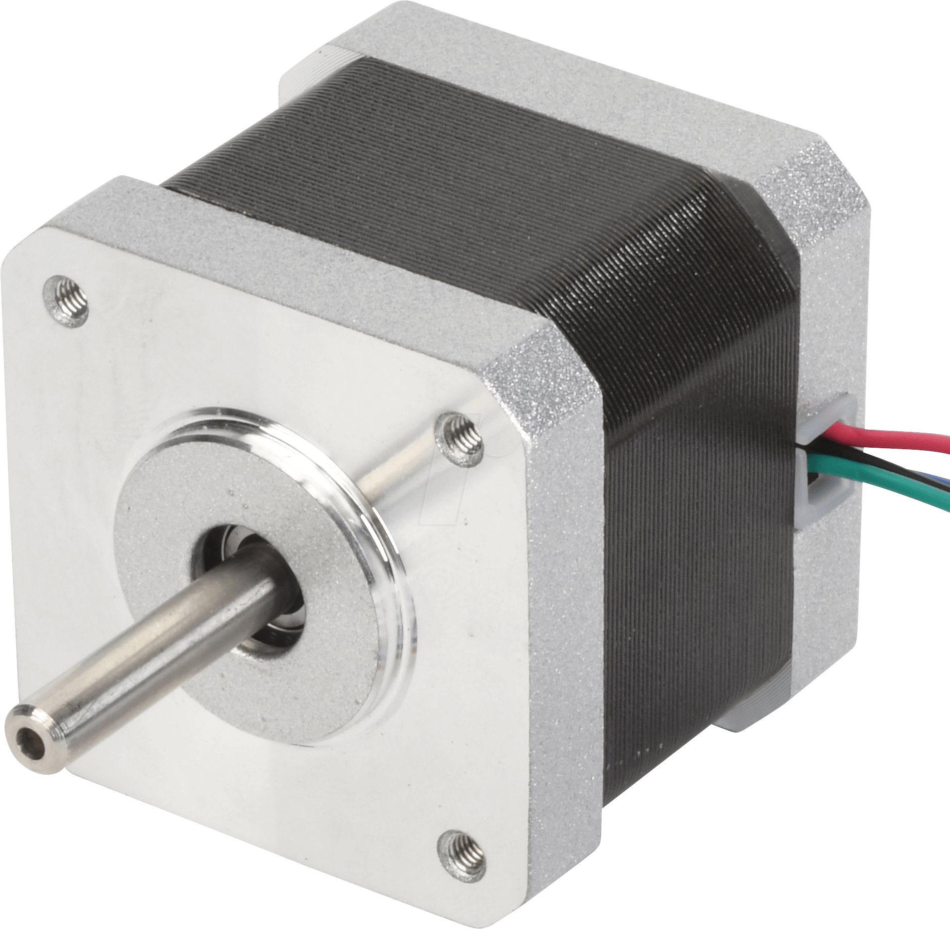 ACT 17HS4417 - Schrittmotor, 4 pol, 1,8 °, 2,55 V DC