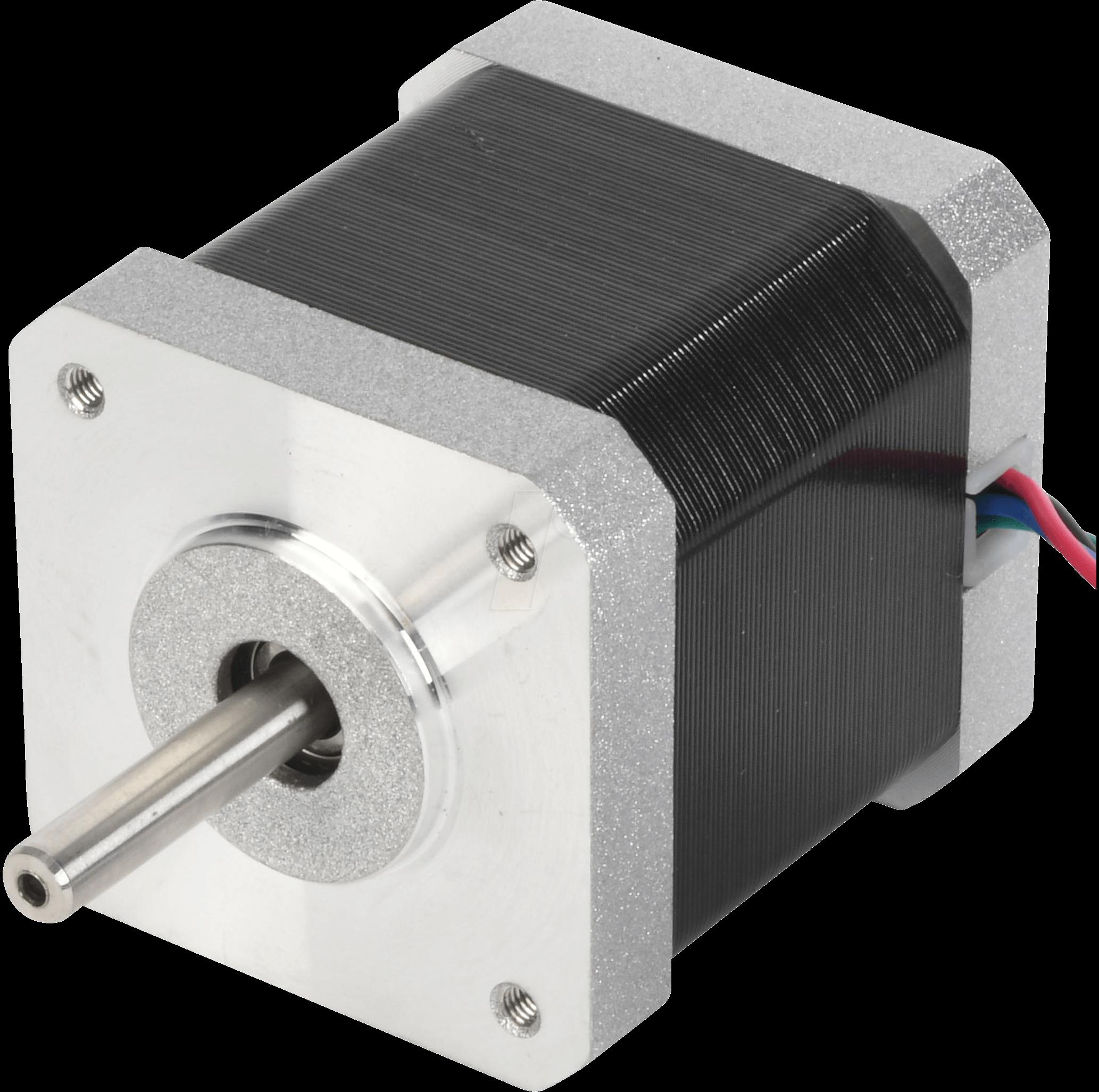 ACT 17HS5425 - Schrittmotor, 4 pol, 1,8 °, 3,1 V DC