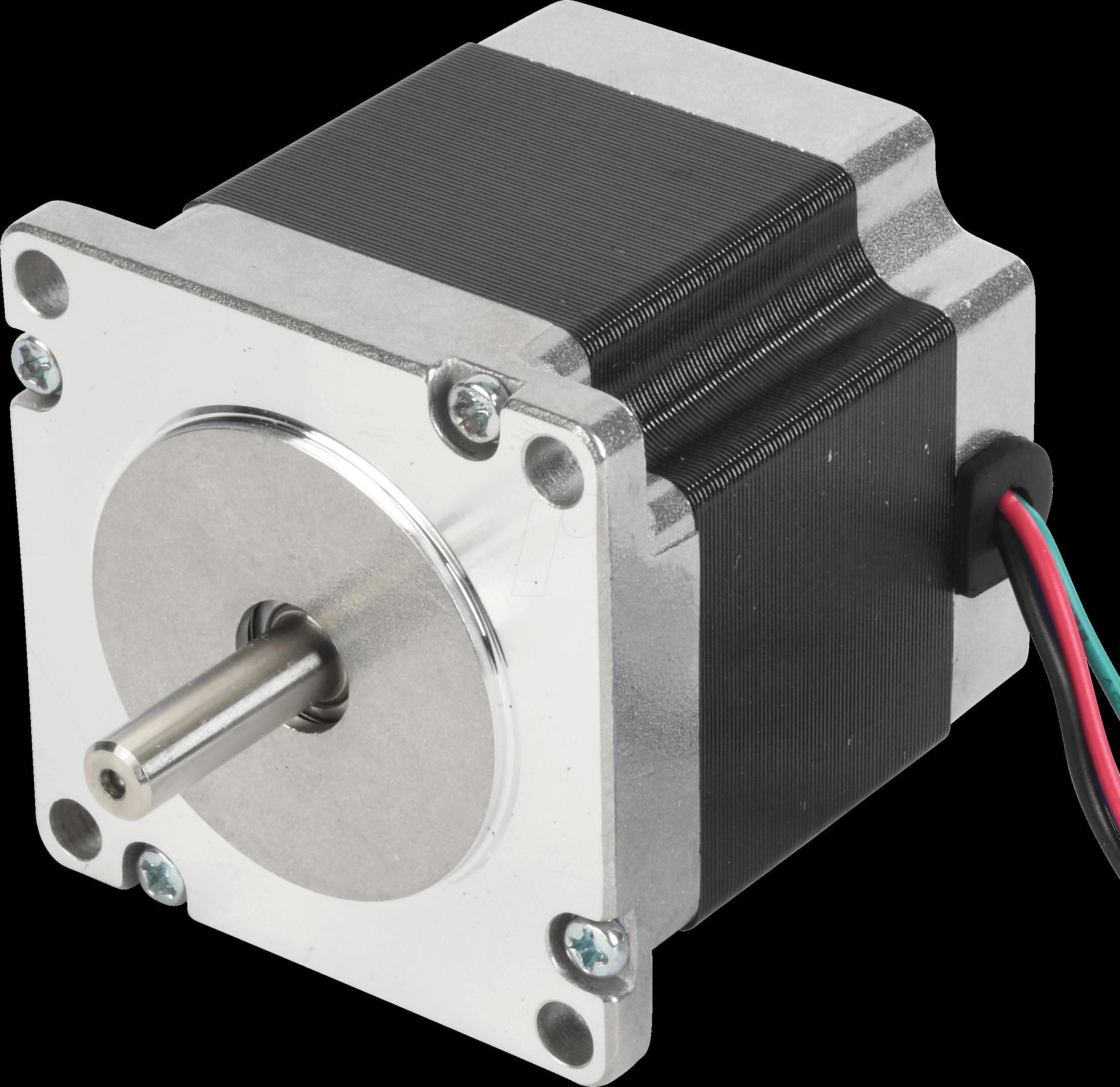 ACT 23HS6430 - Schrittmotor, 4 pol, 1,8 °, 2,4 V DC