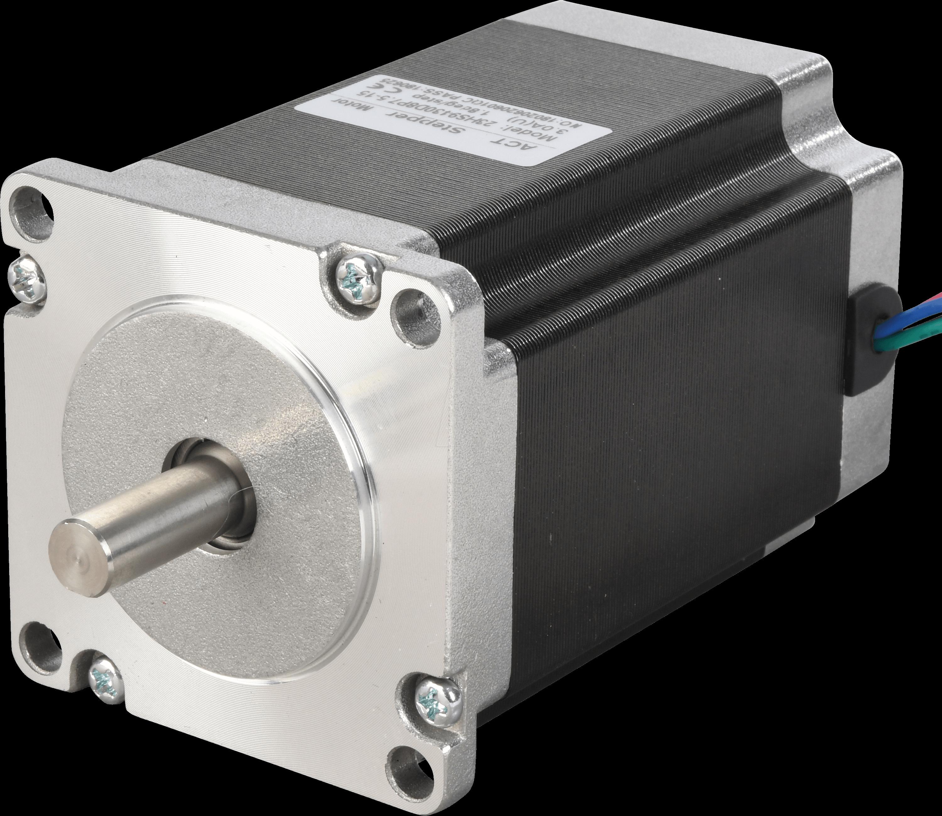 ACT 23HS9430D8P7 - Schrittmotor, 4 pol, 1,8 °, 3,6 V DC