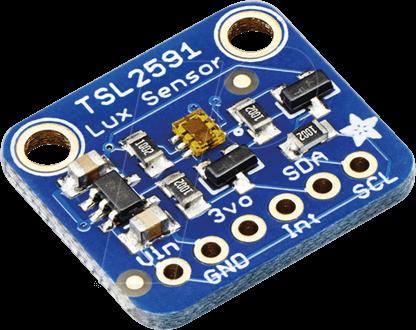 DEBO LIGHT SENS3 - Entwicklerboards - Lichtsensor
