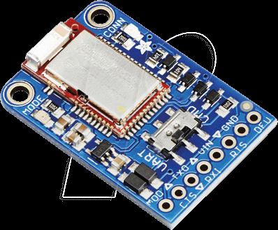 ADA BLE UART - Development boards - Bluefruit LE-UART-Friend