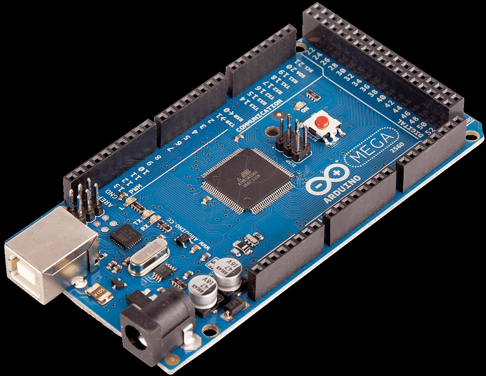 Arduino mega atmega usb at