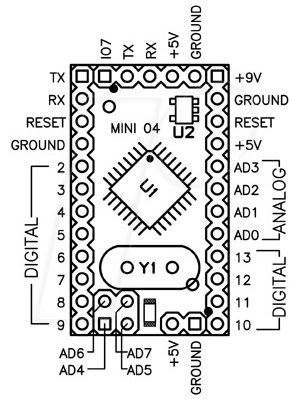 Arduino Quadcopter Wiring Diagram also Uno Atmega328 Schematic also 74ls04 Pin Diagram also Arduino Atmega328 Pinout also Really Dumb Atmel Ice Basic Question. on atmega328 wiring diagram