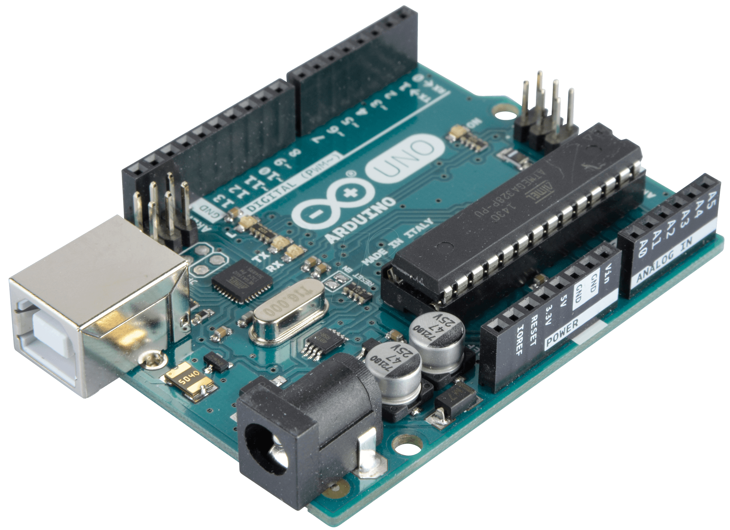 Arduino uno dip rev dil version