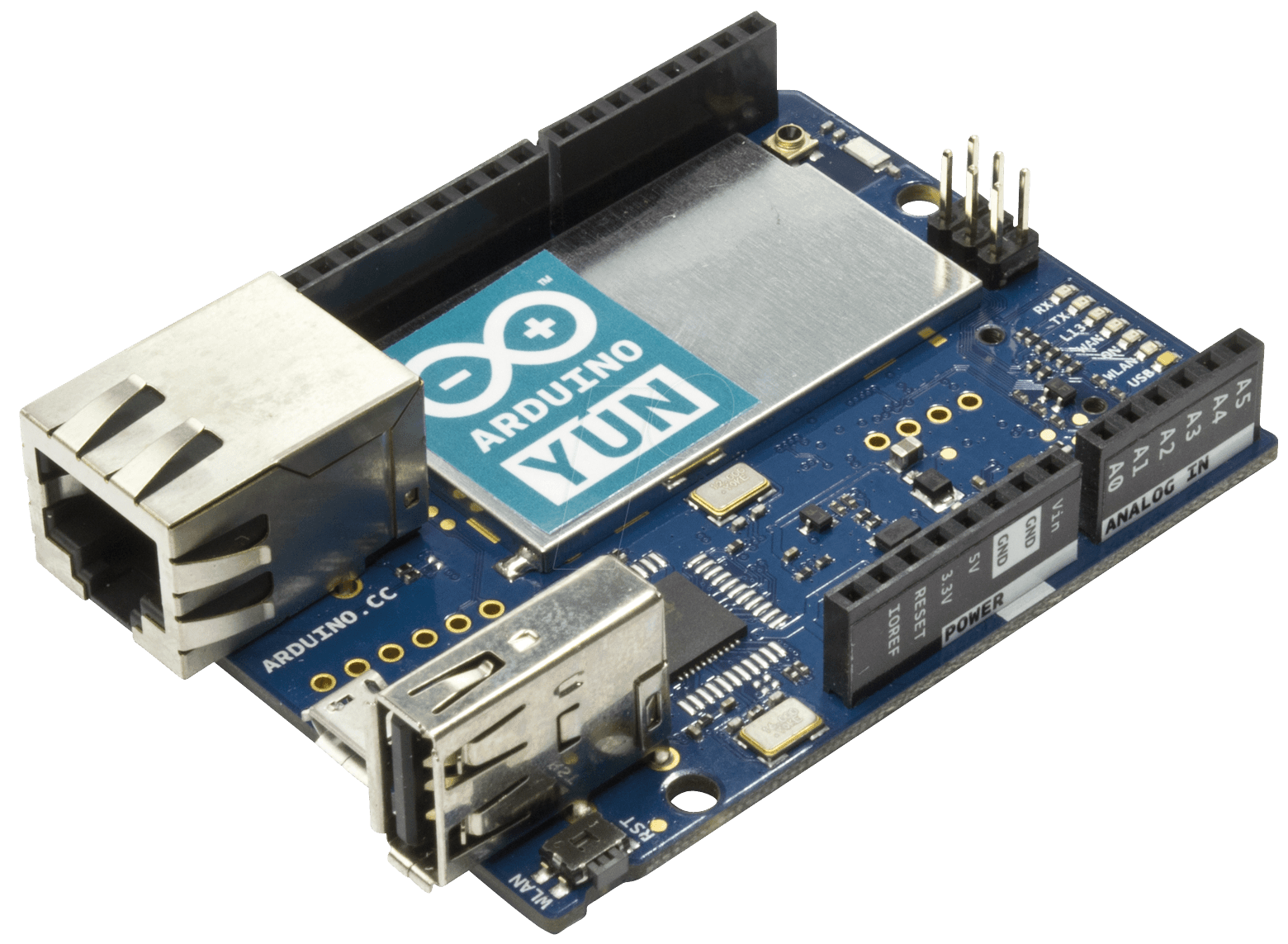 Arduino Yun Arduino Yun Mini Atmega32u4 Wifi At