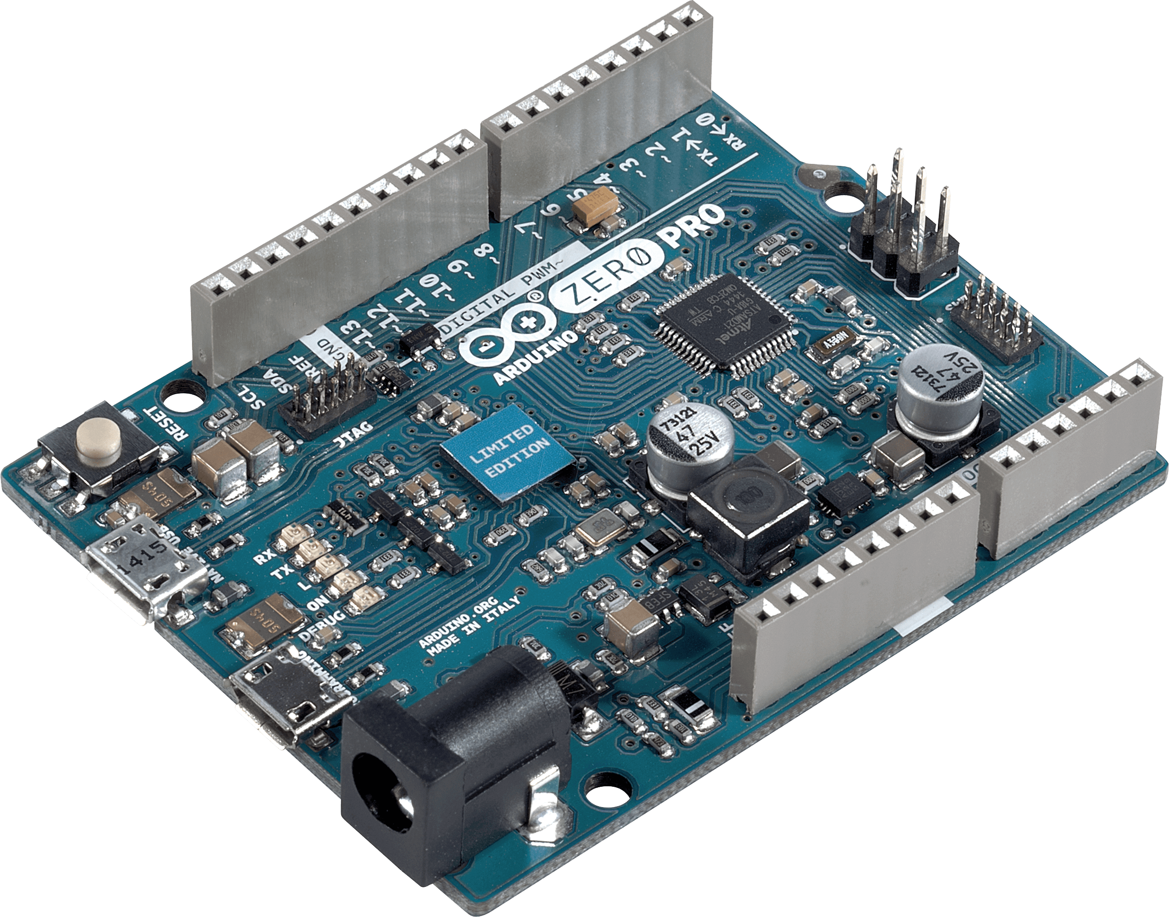 Arduino m pro zero bit arm cortex