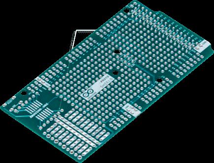 ARD SHD P MEGAR3 - Arduino Shield - Proto Shield R3