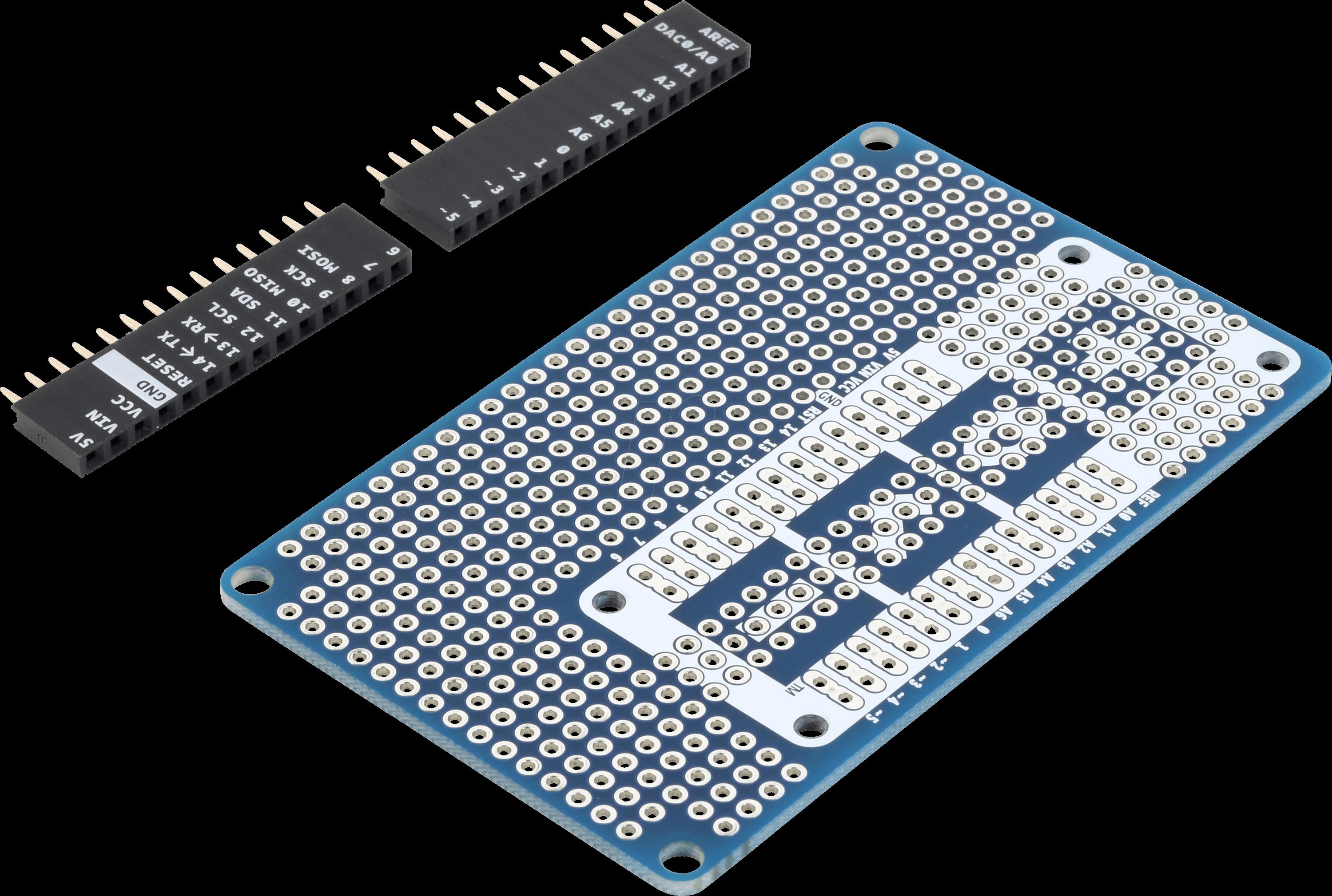 ARD SHD P MKR L - Arduino Shield - Proto Shield MKR Large