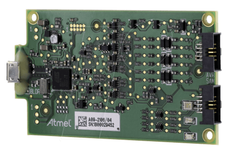 ATMEL-ICE PCBA - Debugger/programmer for ARM Cortex-M and AVR