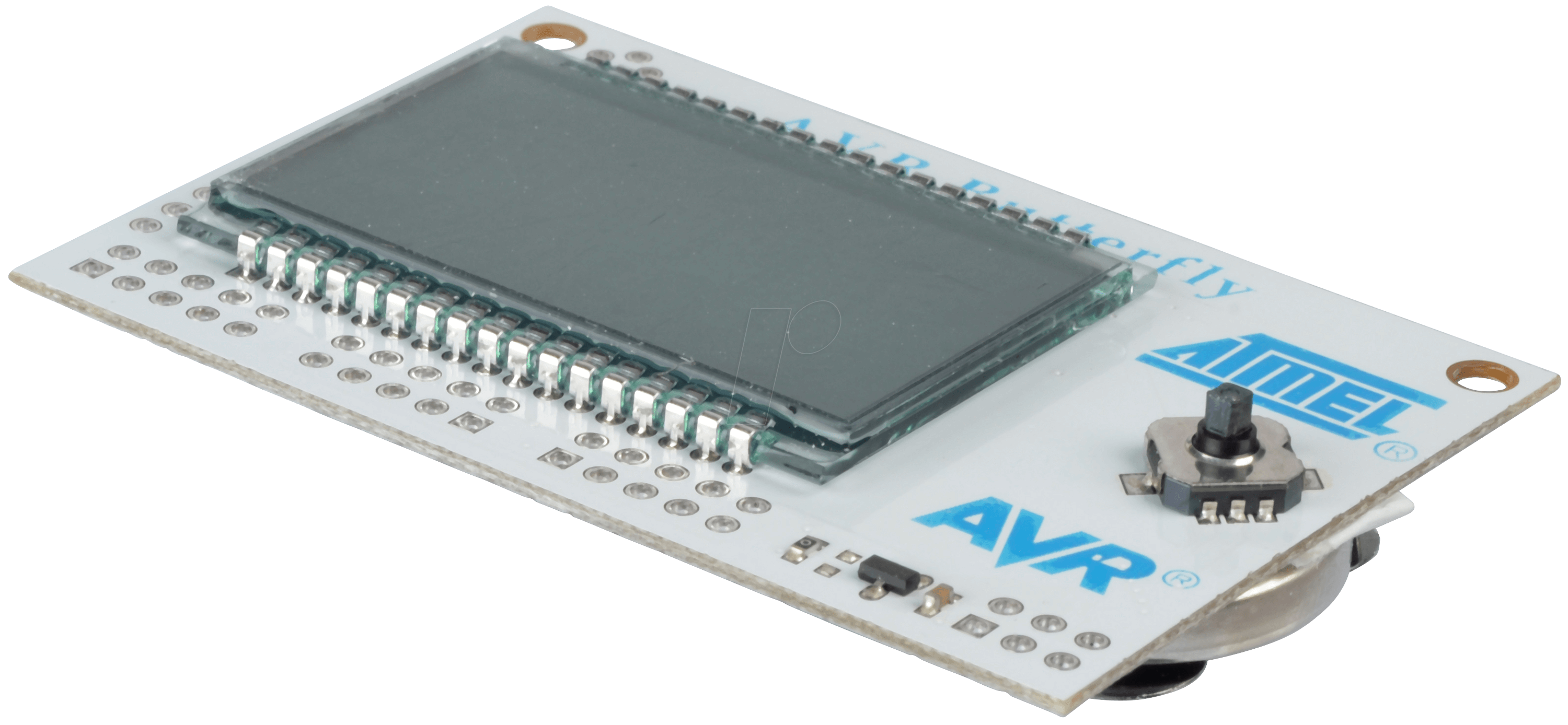 AT AVR ERFLY: Atmel AVR erfly, Demoboard with ATmega169 at ...
