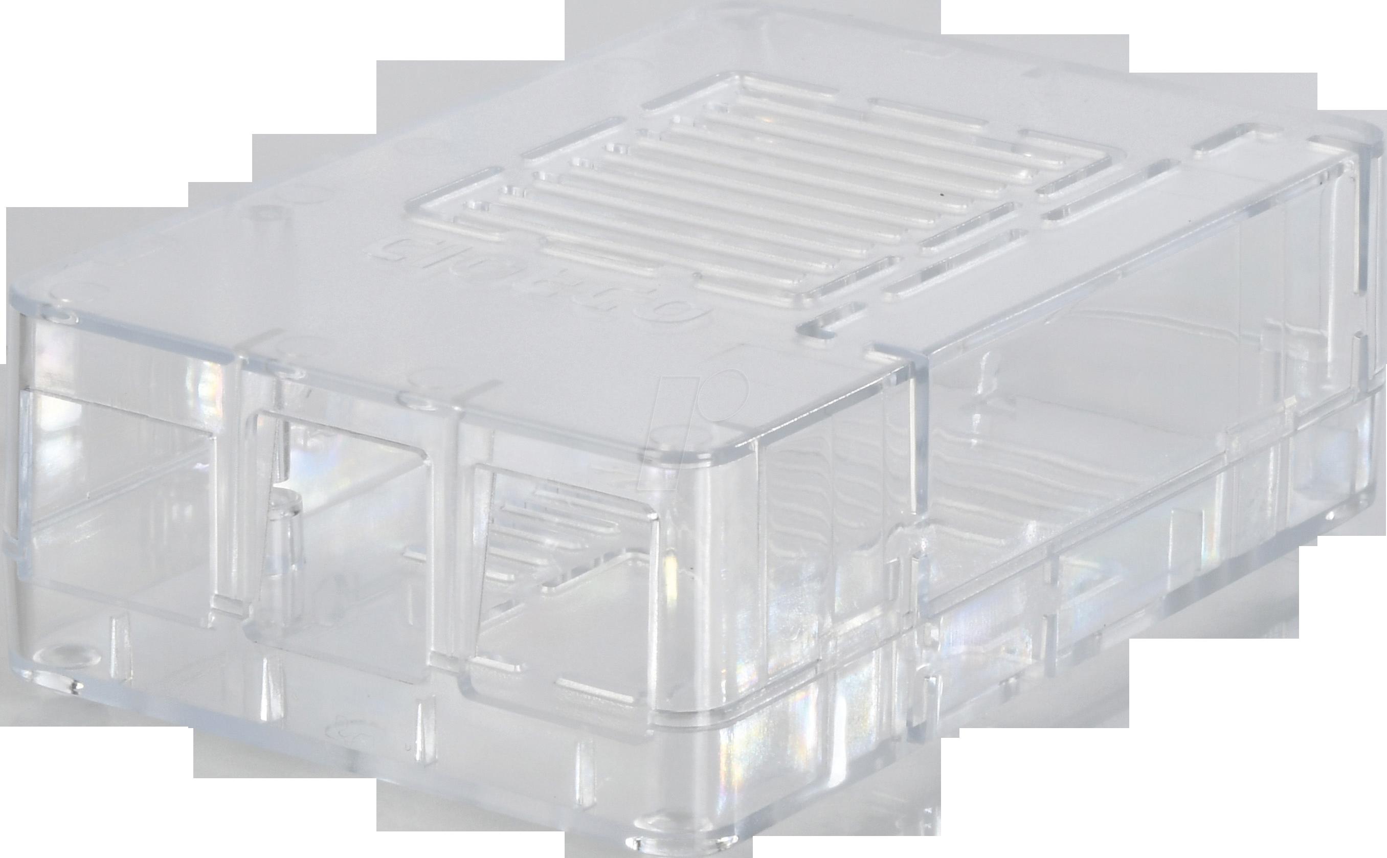 ODRO CASE C2 TR - Housing for Odroid C2/C1+, transparent