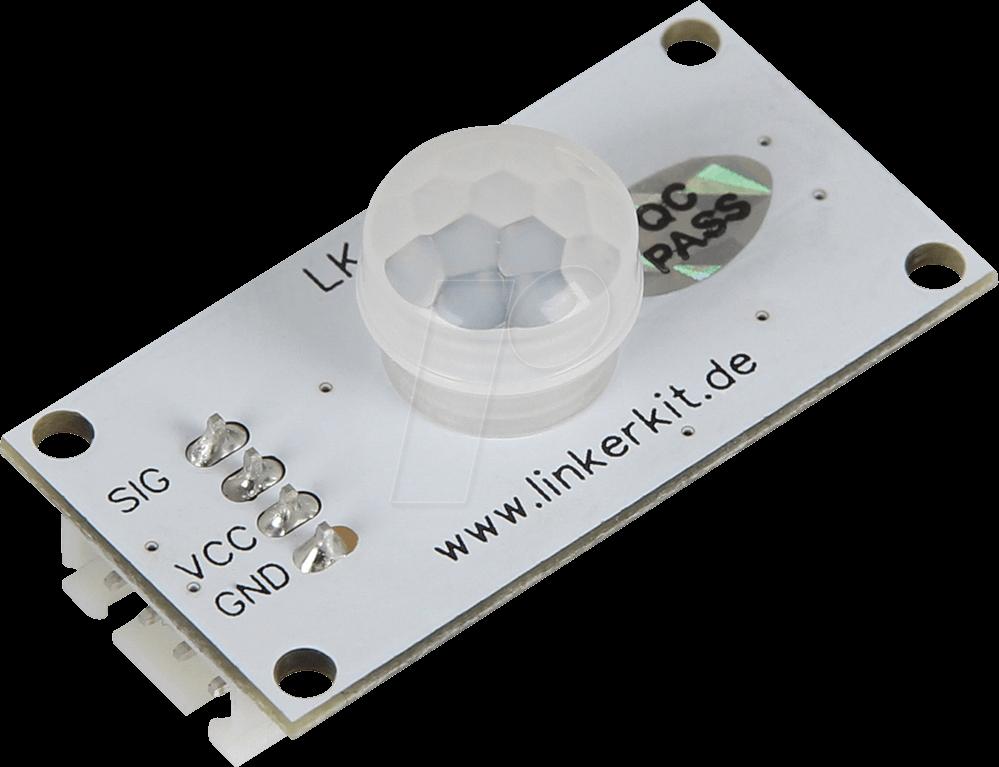 DEBO PIR MOTION - Entwicklerboards - Mini Platine PIR-Bewegungssensor