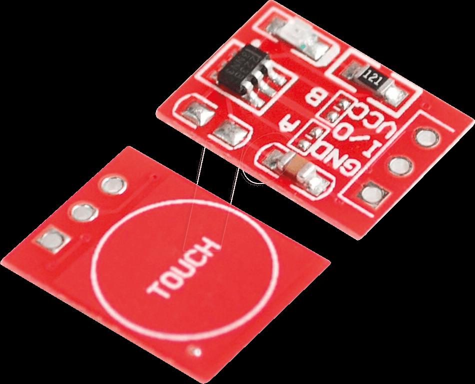 DEBO TOUCH - Entwicklerboards - Kapazitiver Berührungssensor