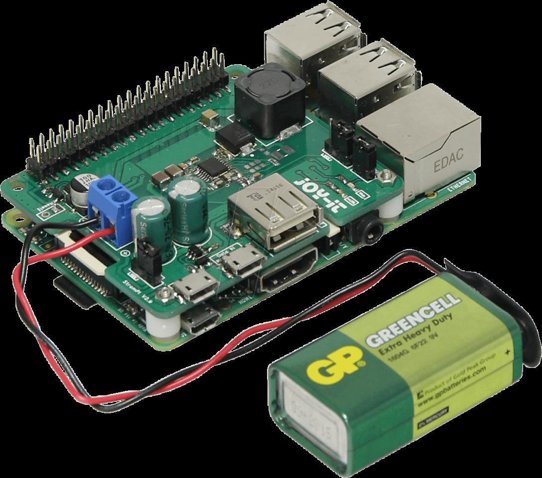 RASP STROM PI 2 - The StromPi 2 for your Raspberry Pi