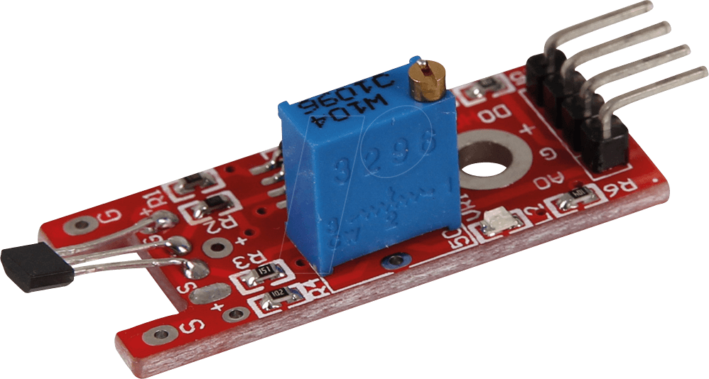 DEBO SENS HALL - Entwicklerboards - magnetischer Hallsensor
