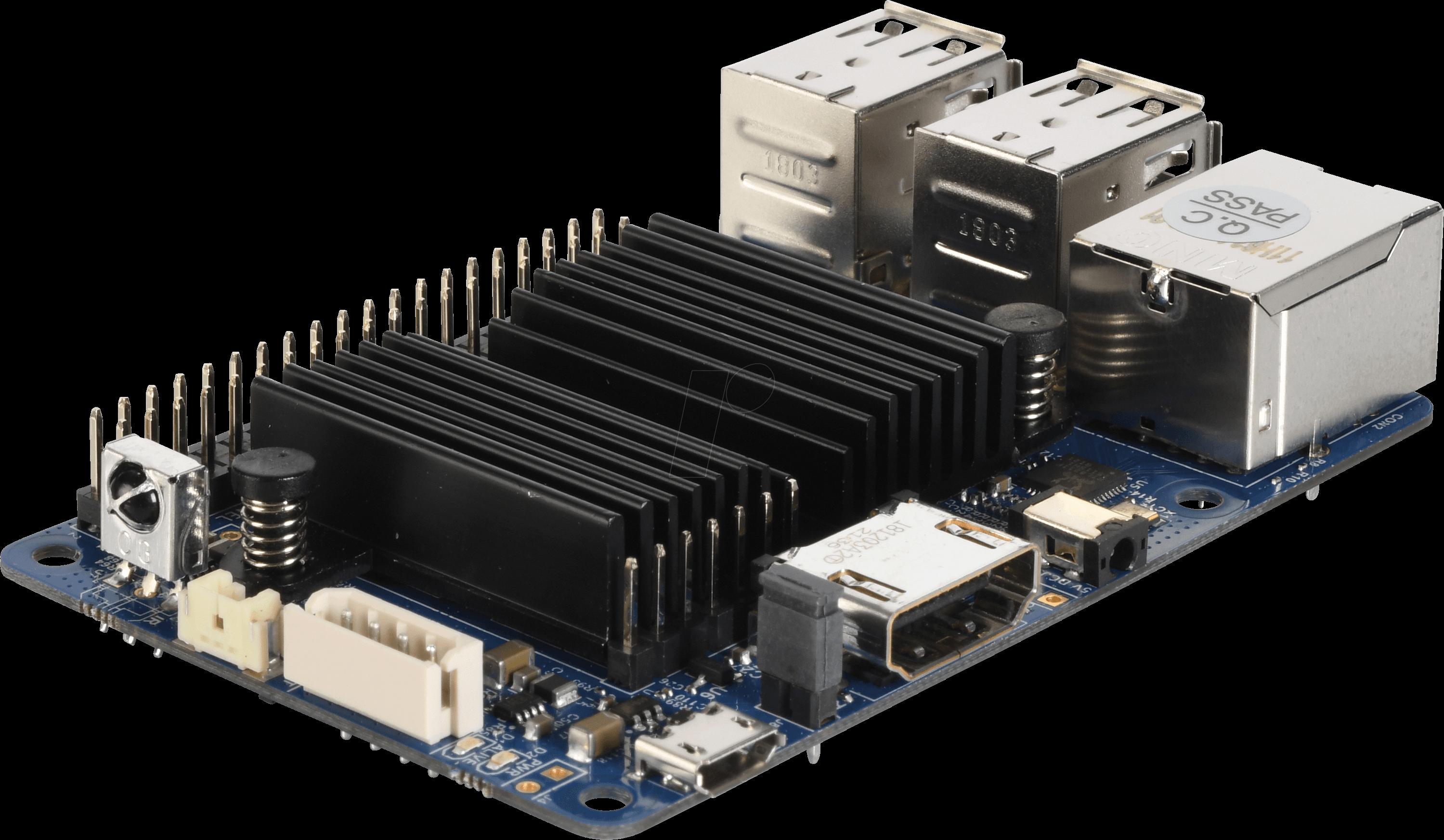 ODROID C1+ - Odroid C1+, 4x 1 5 GHz, 1 GB RAM