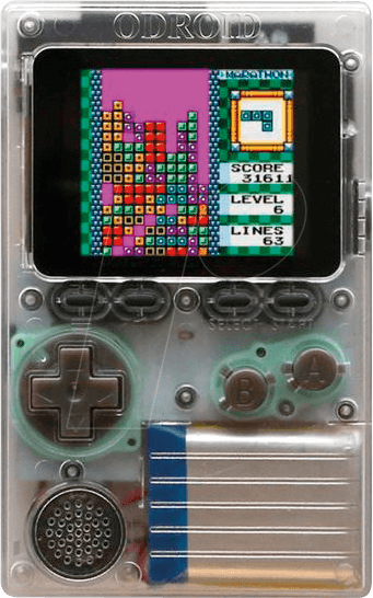 ODROID GO - Odroid-Go - The mobile game console kit
