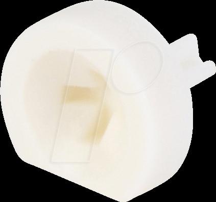 PIH 5155 WHITE - Rändel, für Timmer PT 6. weiß