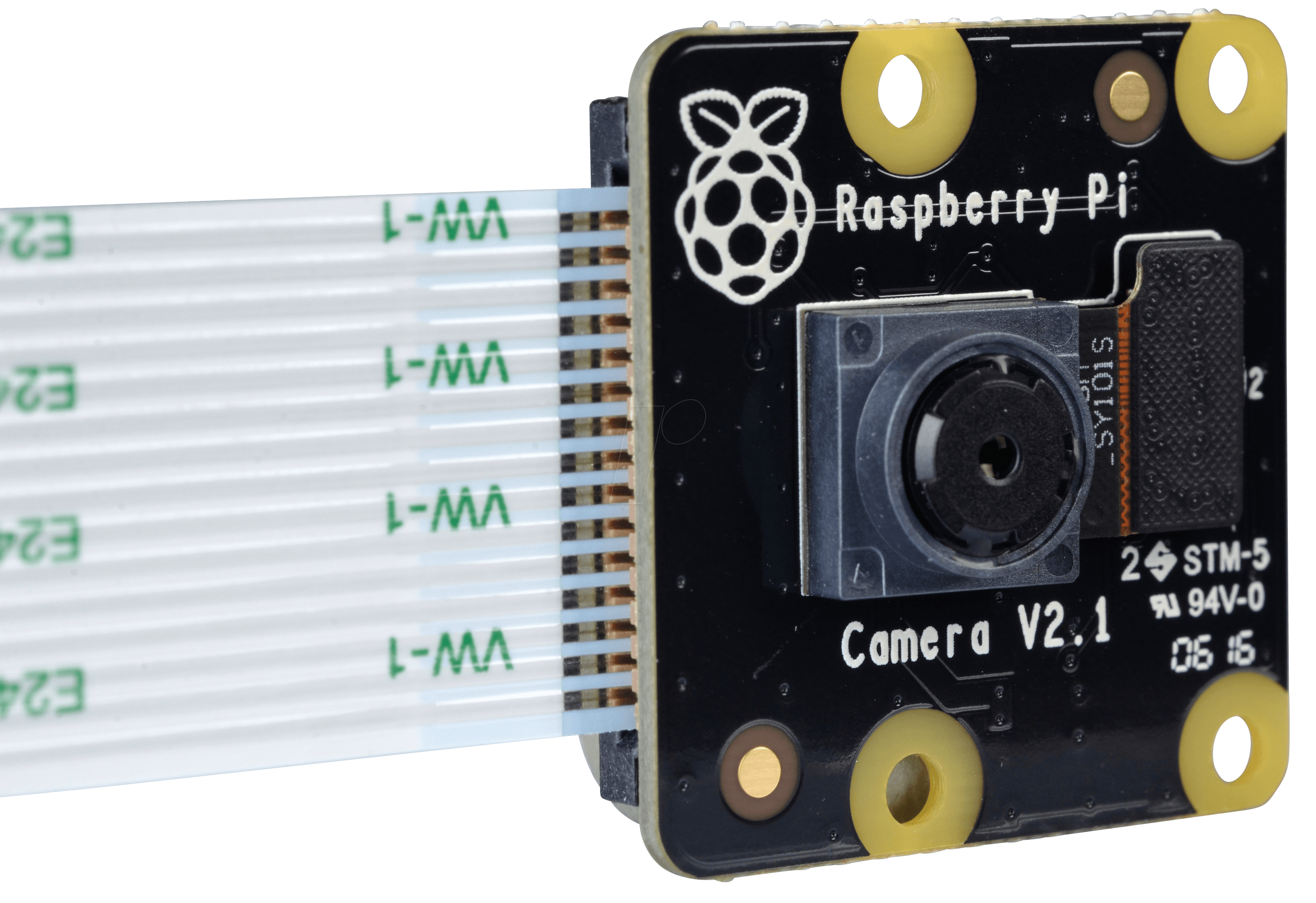 RASP CAN 2 - Raspberry Pi camera v2 IR