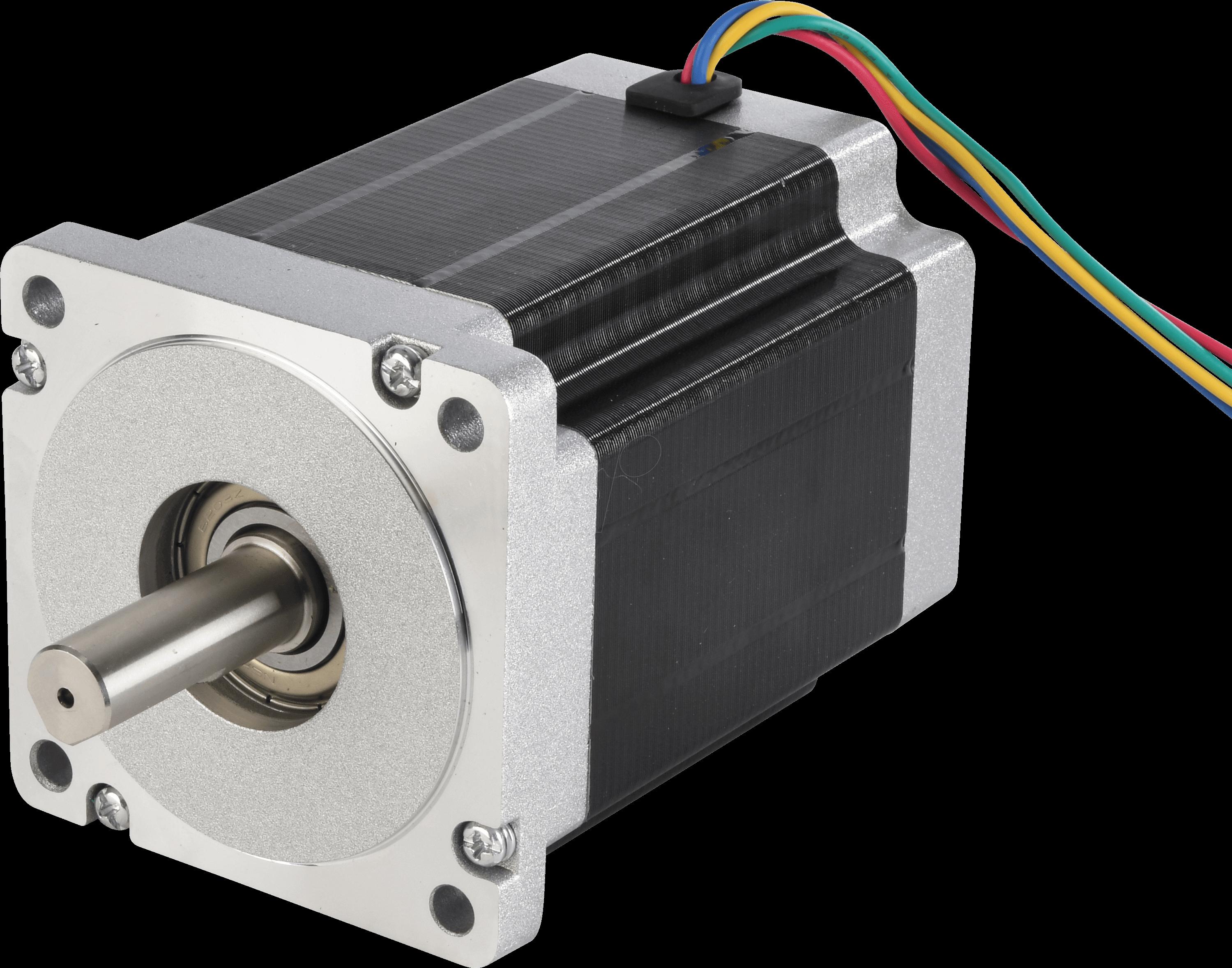 ACT 34HS1456: Hybrid stepper motor NEMA 34, 1.8 °, 5.6 A, 2.8 V at reichelt  elektronik