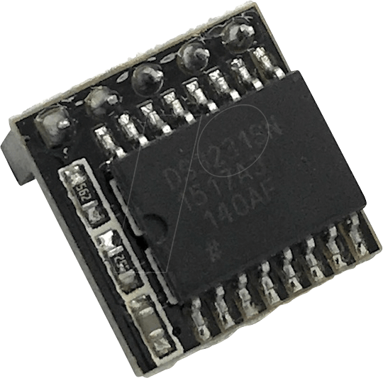 RPI RTC CLOCK - Raspberry Pi- Real-Time-Clock-Modul