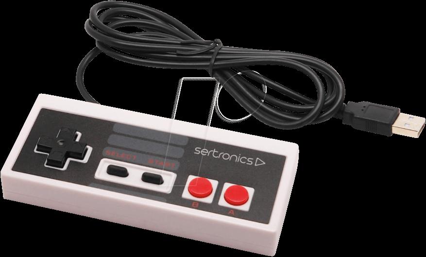 RPI CTRLR NES - Raspberry Pi - Controller NES-Design