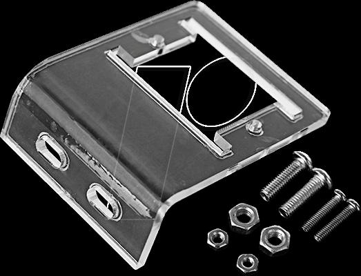 RPI HC-SR501CASE - Raspberry Pi - Infrared motion detector holder