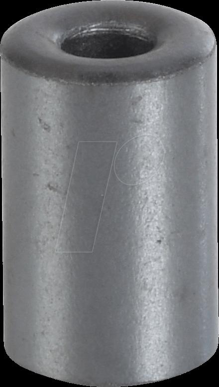 WUE 74270030 - Ferritkern für Ø 4,6 mm, Material: 3 W 800