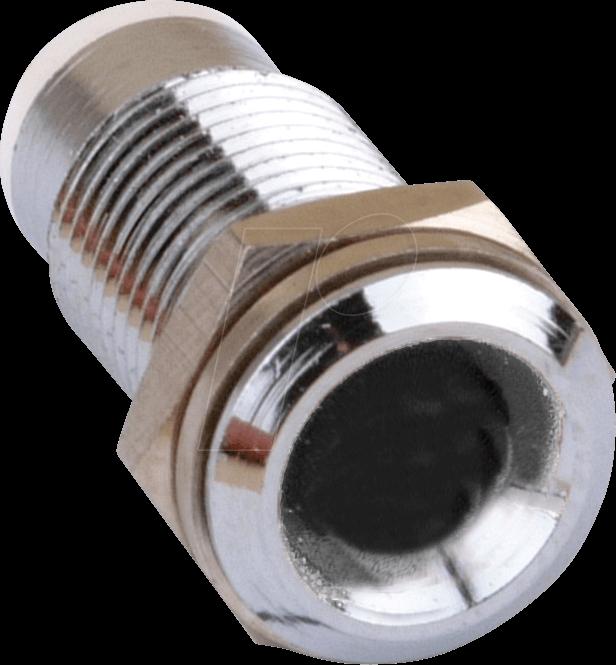 MEN RTM5030 - Led Halter für 5 mm LEDs, chrom