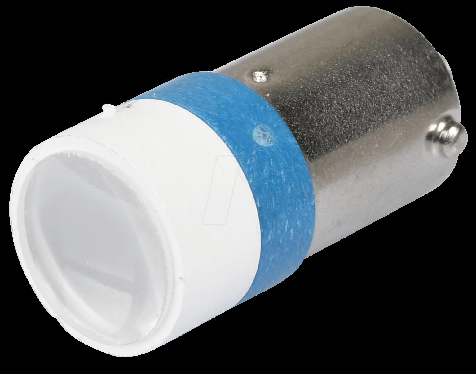MELB 2242 - LED-Spot-Light, BA9s, blau, 12 V, 6...