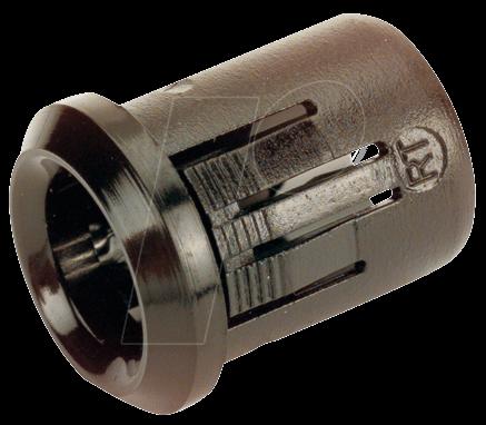 MONTAGERING 8MM - Montageclip für 8 mm LEDs