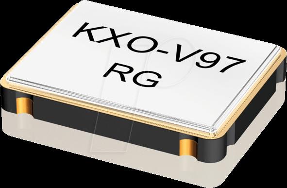 GEY 1294462 - Quarzoszillator, 125 MHz, 100 ppm