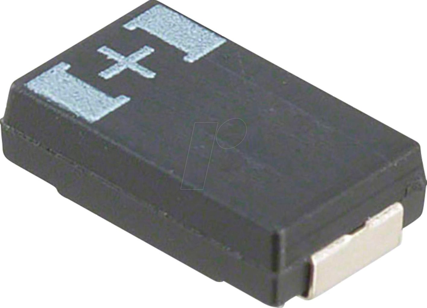 PAN 6TPB68M - Tantalkondensator, 68 µF, V