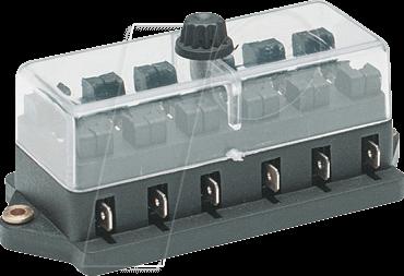 STARC K326 - Sicherungshalter, ATO, 80 V, 15 A
