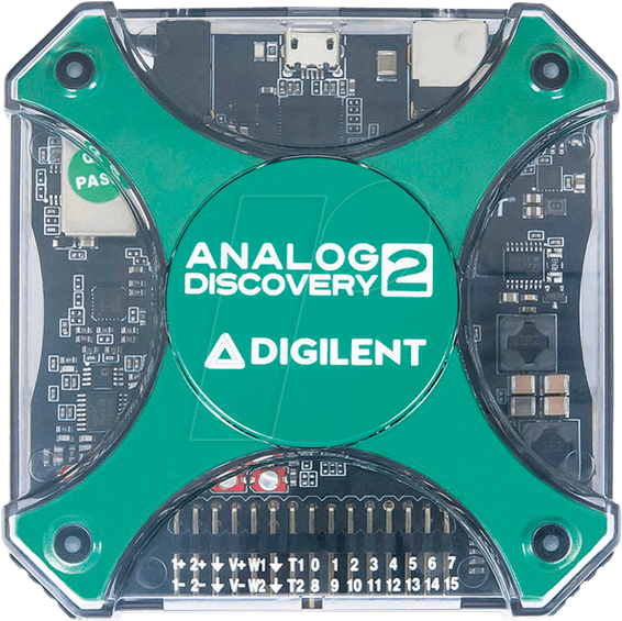 DIGIL 410-321 - Oszilloscope Analog Discovery 2