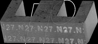 EPCO B66229-G-X1 - Ferritkern, 1 µH, Material: N27
