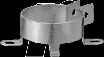EPCO B44030-A36 - Befestigungsklammer für Becher-Elkos, Ø 35 mm