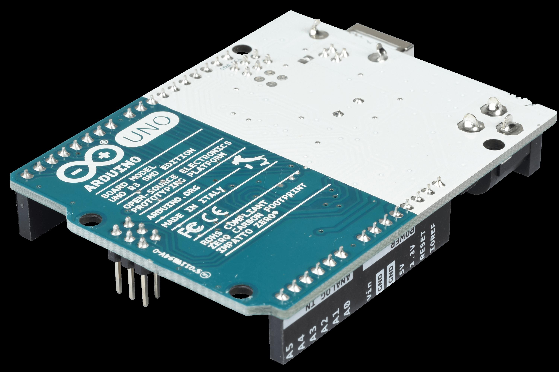 ARDUINO UNO - Arduino Uno, Rev  3, ATmega328, USB