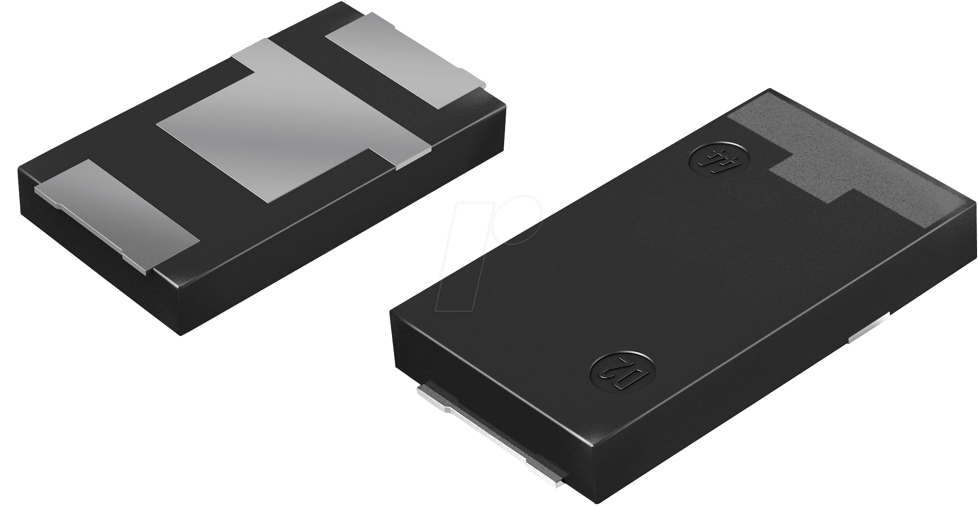 POSC 150/10D-40 - SMD Tantal, 150 uF, 10 V, 2000 h
